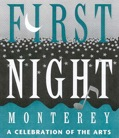 Fist Night Monterey Logo