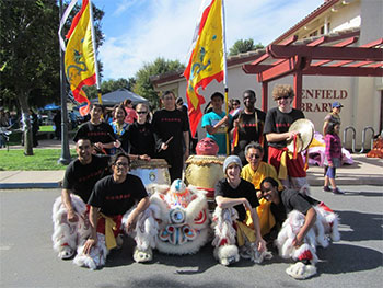 Photo of Lion Dance Team