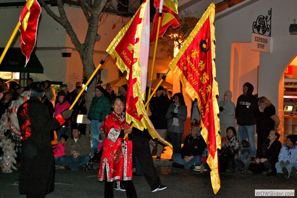 Monterey Tree Lighting