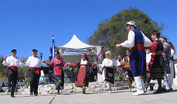 Photo of Greek Village Dancers