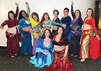 Photo of Park Ave Bellydancers